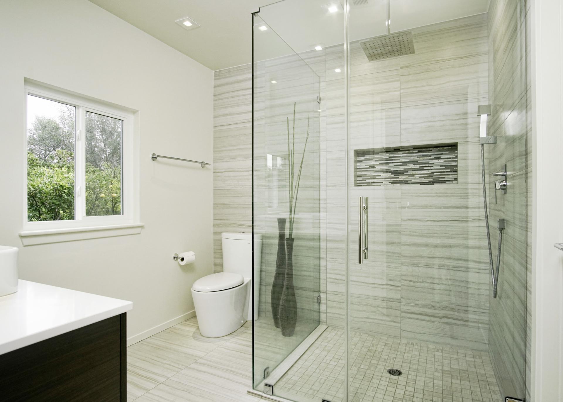 Case Study – Bathrooms – General Construction, Remodeling & Design